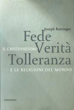 The  Italian covers of Cardinal Joseph Ratzinger's book. The Italian version  published 