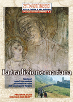 The cover of the special edition on the sanctuaries of Lombardy from which the reportage on San Pietro al Monte is taken