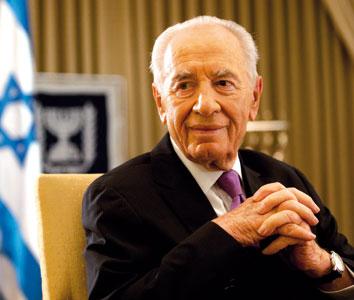 Shimon Peres [© Associated Press/LaPresse]