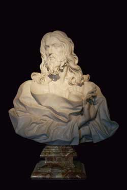 the last bernini and the salvator mundi by pina baglioni  the <i>salvator mundi< i> gian lorenzo bernini circa