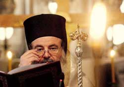 Chistodoulos, Archbishop of Athens and Primate of the Orthodox Church of Greece