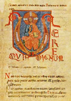 Ambrosian missal (late 11th-early 12th century), Biblioteca Ambrosiana, Milan
