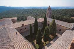 An image of the convent