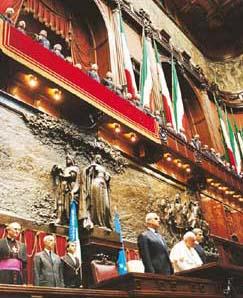 30giorni for Indirizzo camera dei deputati roma