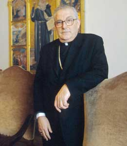 Il cardinale Zenon Grocholewski