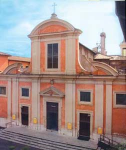 Church of  San Francesco a Ripa, Rome