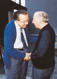 Andreotti and Don Giussani