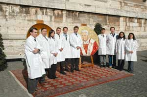 The presentation 