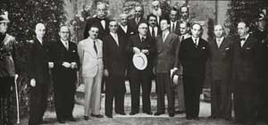 The second De Gasperi government (13 July 1946- 