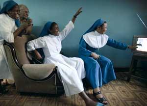 30giorni la crescita dei cattolici in africa di gianni - Nigeriane a letto ...