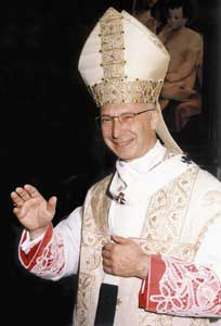 The Archbishop Angelo Bagnasco