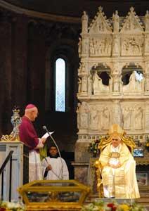 trois encycliques benoît xvi jesus