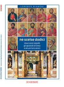 The cover of the booklet INe scelse dodici/I [He chose twelve]