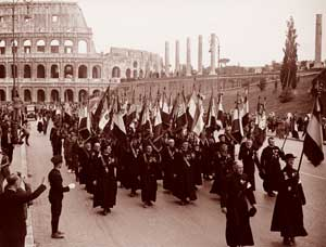 Assembly of the Fascist clergy