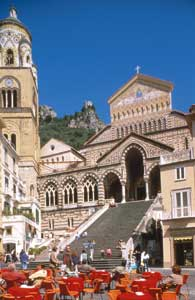 Cathedral of Saint Andrew the Apostle, Amalfi