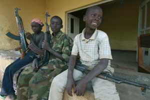 Child soldiers [© Associated Press/LaPresse]