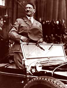 Adolf Hitler [© Associated Press/LaPresse]