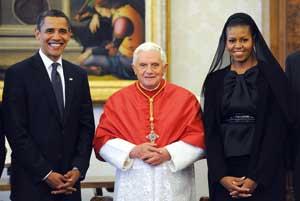 rencontre michelle obama