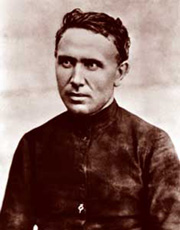 Father Damien de Veuster