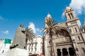 The Cathedral of St Vincent de Paul 
