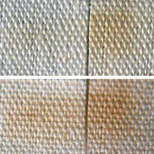 EFFECT OF LATENT COLORATION