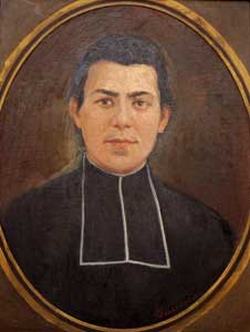 Father Louis-Marie Lannurien, founder of the Pontifical French Seminary