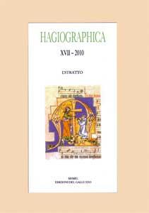 Il saggio di Mordechay Lewy  recensito in queste pagine è pubblicato nella rivista del <I>Sismel Hagiographica</I> (XVII, 2010, pp. 131-174)
