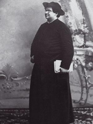 Giovanni Semeria, giovane chierico <BR>[© PP. Barnabiti]