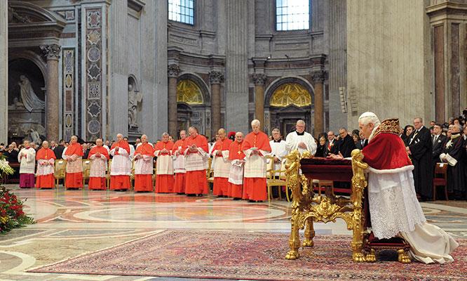 Benedetto XVI [© Osservatore Romano]