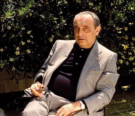 Leone Piccioni [© Archivio Giovannetti/Effigie]
