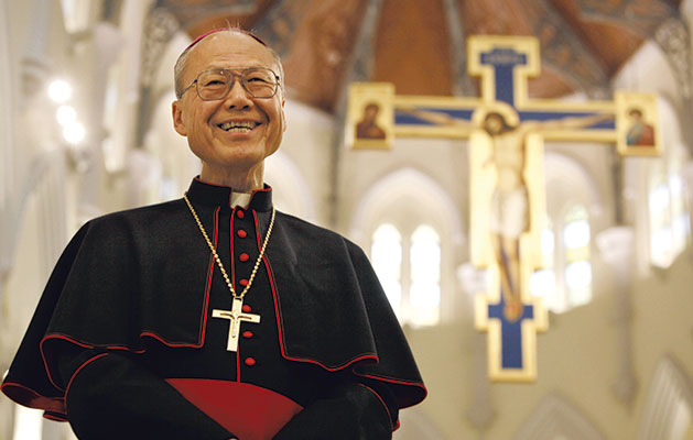 John Tong Hon, Bishop of Hong Kong [© Associated Press/LaPresse]