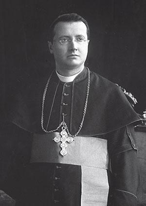 Guido Maria Conforti, arcivescovo di Ravenna [© Missionari Saveriani]