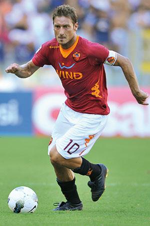 Francesco Totti [© LaPresse]
