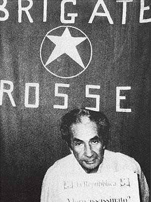 Roma, 1978, Aldo Moro prigioniero delle Brigate rosse